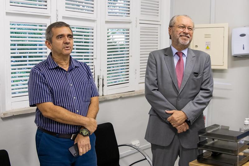Inauguração da Sala de Atendimento Médico PROGEP | Foto: Viktor Braga