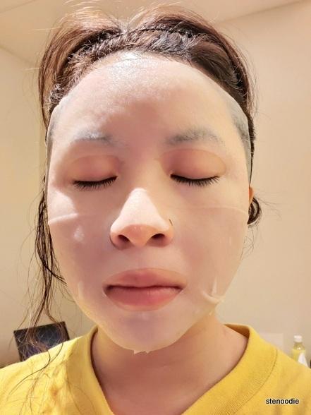 Dr. Morita Caviar Moisturizing Essence Facial Mask