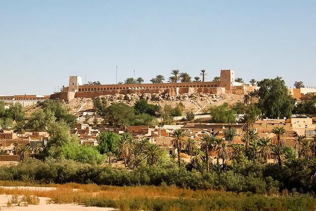 Kalaa de Beni Abbès قلعة بني عباس