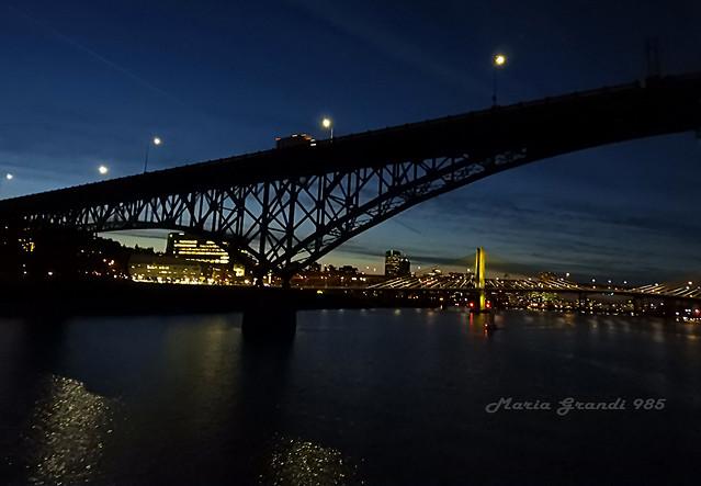 Boat Ride at Nightfall- N3