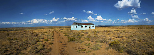 Somewhere near Chaco Canyon (Ea's House)