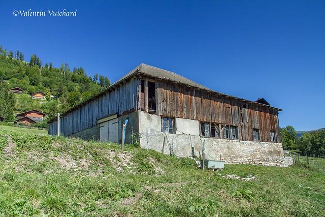 SF-_MG_3114 - La Savignière, alpine pasture farm, Gruyère region - Switzerland