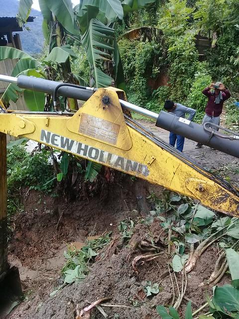 Atención de Emergencias en Kepashiato
