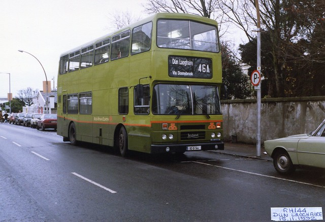 RH 144 Dun Laoghaire 15 11 1992