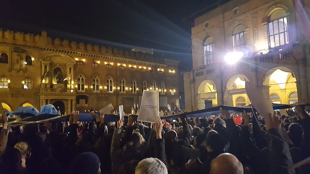 Bologna dice no a Salvini