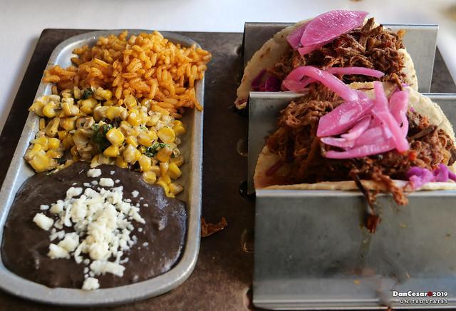Tacos De Tinga De Res