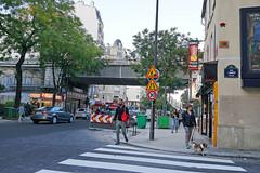 Rue Firmin Gillot - Paris (France)