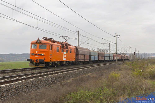 130 041 . SD - Kolejová doprava . Záluží . 08.11.19.
