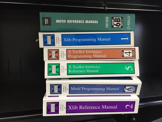 X11 Manuals