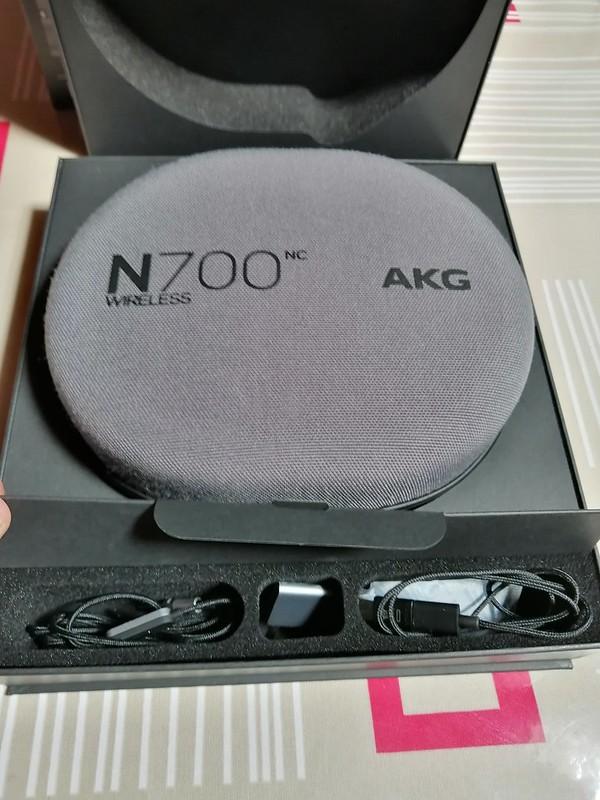 Audífonos AKG N700nc