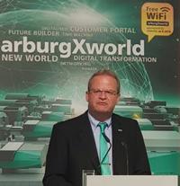 Arburg's Michael Hehl