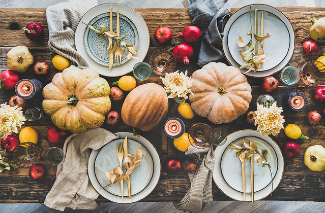 Ultimate Guide to a Farm-To-Table Thanksgiving