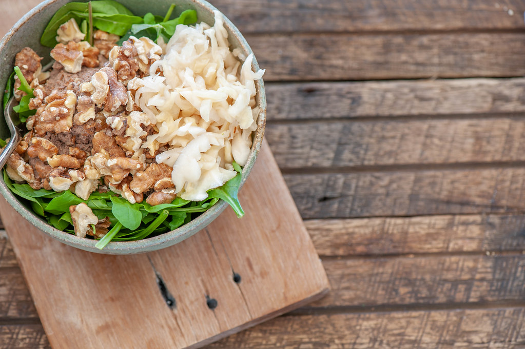 'Superfood' Lunch Bowls