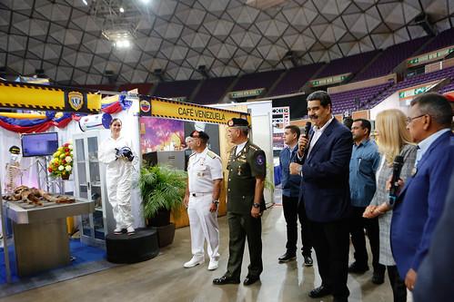 Presidente Maduro ordena a las fuerzas públicas estar alertas ante la entrada de grupos paramilitares
