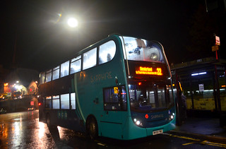 Arriva North East: 7518 / NK09FNE