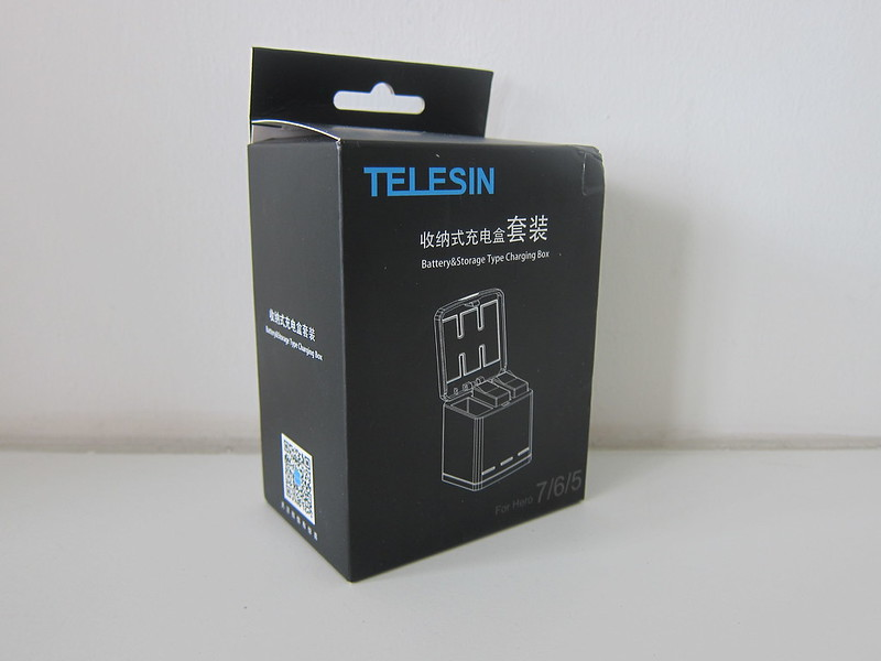 Telesin 3-Channel Charging Box - Box