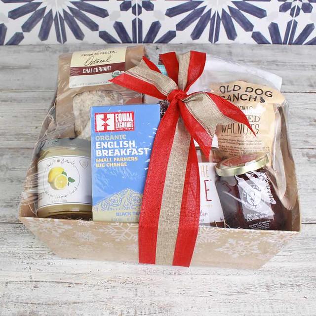 Breakfast Basket Giveaway