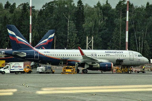 VQ-BSJ | Aeroflot Airlines | Airbus A320-214(WL) | CN 6044 | Built 2014 | SVO/UUEE 14/06/2019
