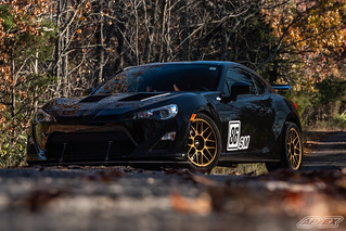 "Joel's LS Swapped Scion FRS with 17"" ARC-8 Wheels 