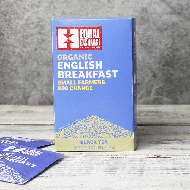 Organic English Breakfast Blend