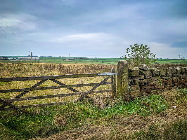 A very Lancashire scene
