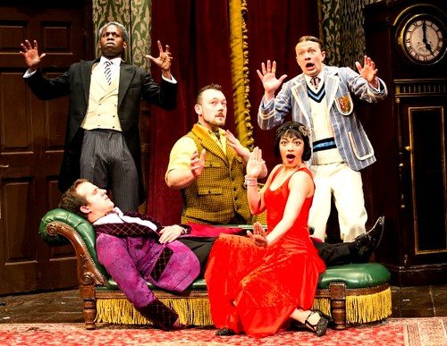 """The Play That Goes Wrong"""