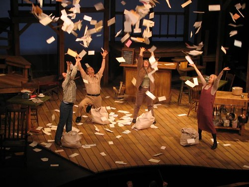 """""""The Spitfire Grill"""" at Mad Cow Theatre"""