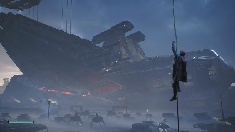 Star Wars Jedi Fallen Order - Ship Yard
