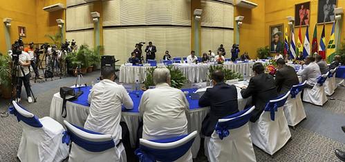 ALBA-TCP tomará acciones conjuntas para enfrentar y revertir golpe de Estado en Bolivia