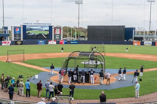 Baseball's Spring Training