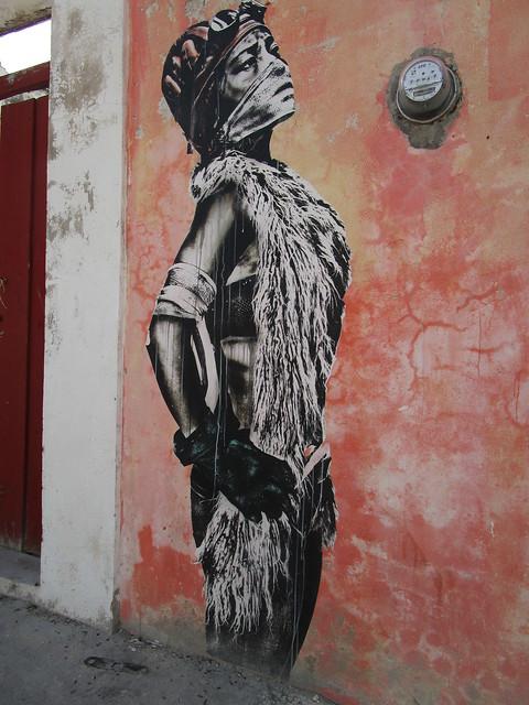 Graffitis...
