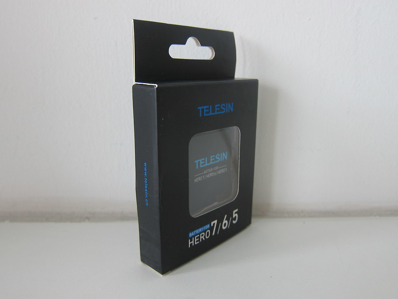 Telesin GoPro Battery - Box
