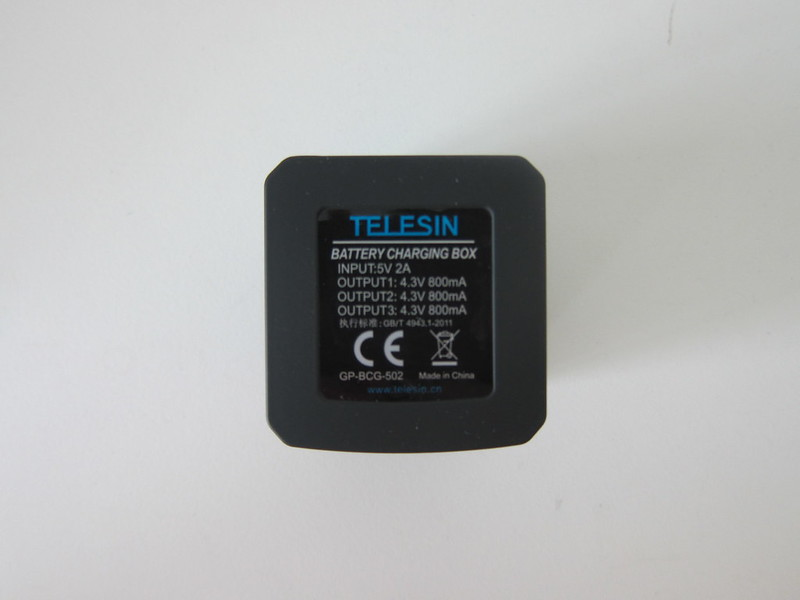 Telesin 3-Channel Charging Box - Bottom