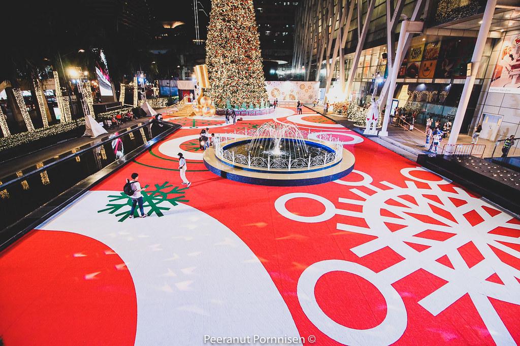 ไฟคริสต์มาส เซ็นทรัลเวิลด์ ต้อนรับปี 2020