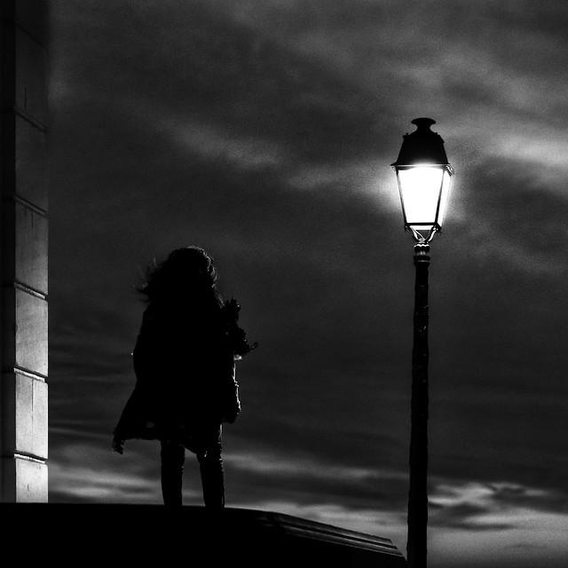 When the night falls...