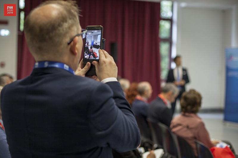 I partecipanti del PMexpo 2019