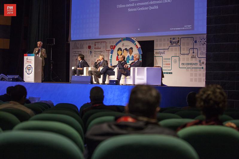 Luigi Gaggeri, Il Project Management in Italia: stato dell'arte e prospettive per il futuro