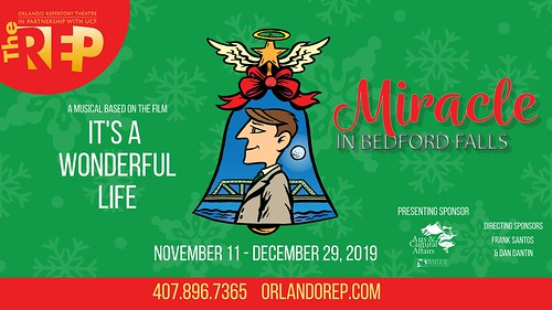 Miracle in Bedford Falls – The Musical at Orlando Rep