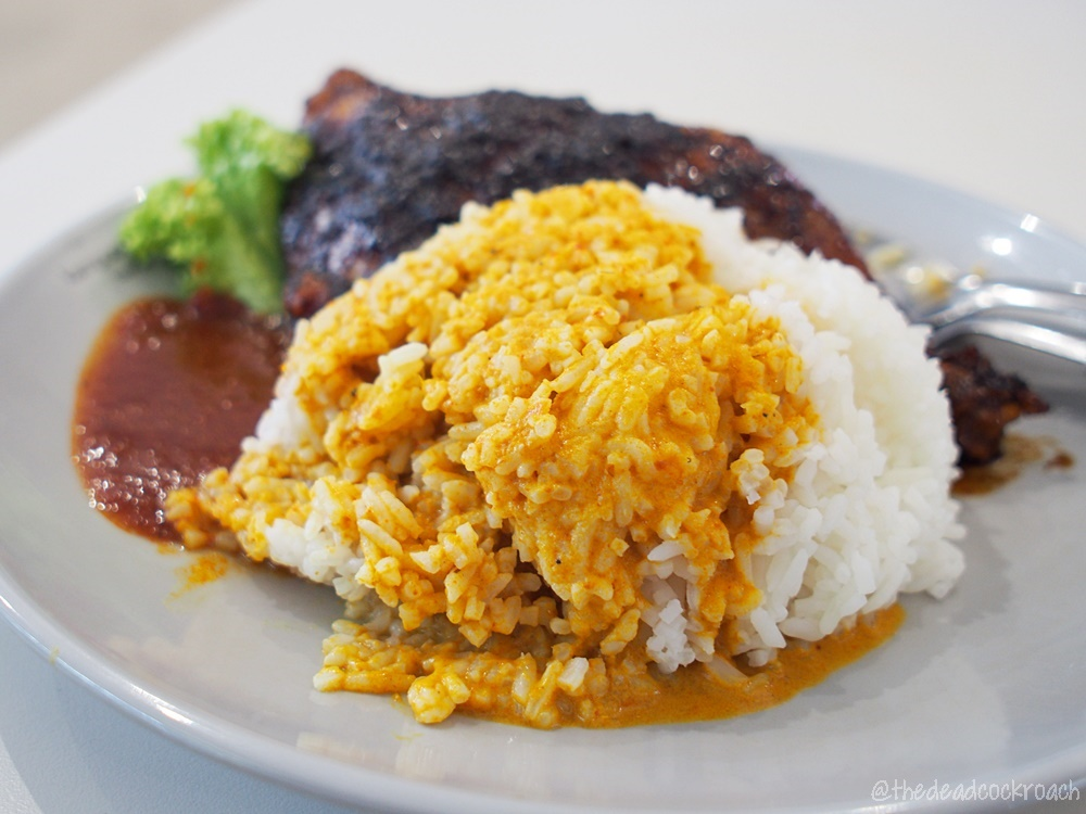 nasi ayam panggang, nasi ayam penyet, food, food review, foodfare, kampung admiralty hawker centre, ntuc, review, singapore, social enterprise, uncle penyet,