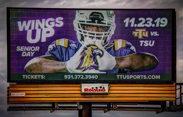 Wings Up at TTU