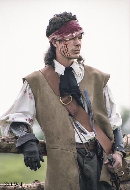 Stafford Castle Civil War pic2