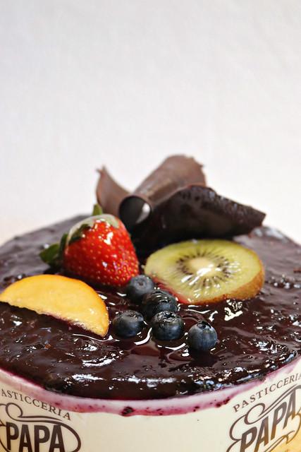 2019 Sydney: Mixed Berry Cheesecake