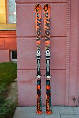 Lyže Völkl Racetiger Speedwall UVO GS - 185cm - titulní fotka