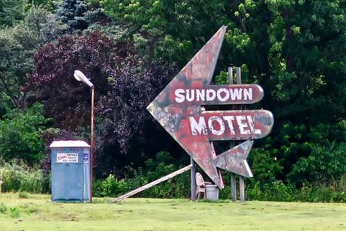Sundown Motel, Goodview, MN
