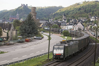 D SBBc 189 090 Oberwesel 27-04-2019