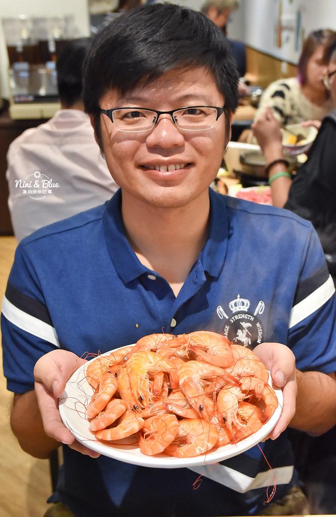 台中火鍋 大樂鍋 蝦蝦痛風鍋 海鮮鍋31