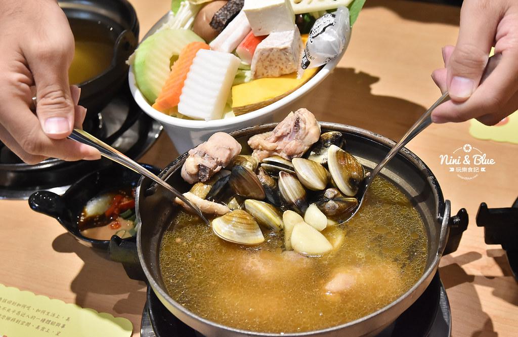 台中火鍋 大樂鍋 蝦蝦痛風鍋 海鮮鍋07