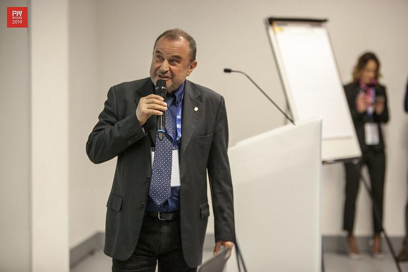 Maurzio Monassi, La certificazione del PM Professionista