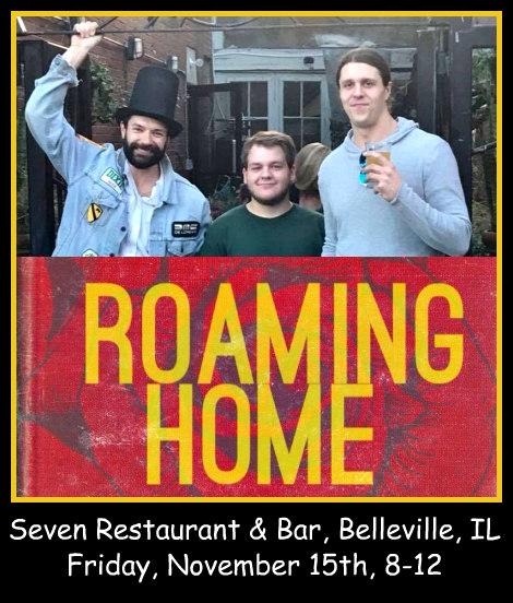 Roaming Home 11-15-19