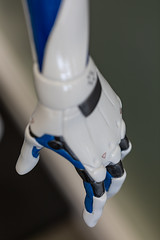 Detroit Become Human - Statue of Kara